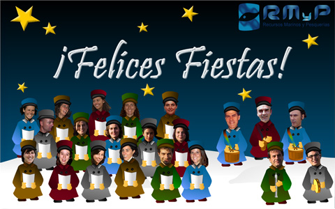 Felices Fiestas 2007